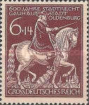 [The 600th Anniversary of Oldenburg, type PB]