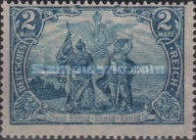 [Germania & Local Motifs - As Stamps of 1902 but Watermarked, Typ Q3]