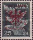 [Italian Airmail Stamps Overprinted, type D]