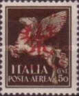 [Italian Airmail Stamps Overprinted, type D1]