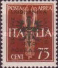 [Italian Airmail Stamps Overprinted, type D2]