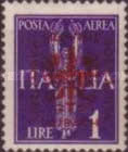 [Italian Airmail Stamps Overprinted, type D3]
