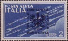 [Italian Airmail Stamps Overprinted, type D4]