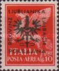 [Italian Airmail Stamps Overprinted, type D6]