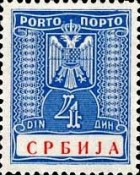 [Postage Due Stamps, type D]