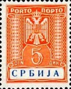 [Postage Due Stamps, type D1]