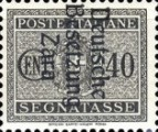 [Italiy Postage Due Stamps of 1934 Overprinted
