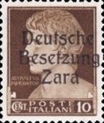[Italy Postage Stamps of 1929, 1930 & 1942 Overprinted
