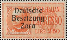 [Italy Stamps of 1932 & 1933 Overprinted