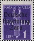 [Italy Airmail Stamps of 1930 & 1932 Overprinted