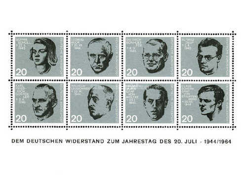 [The 20th Anniversary of the Assassination attempt on Hitler 20th Juli 1944, Typ ]