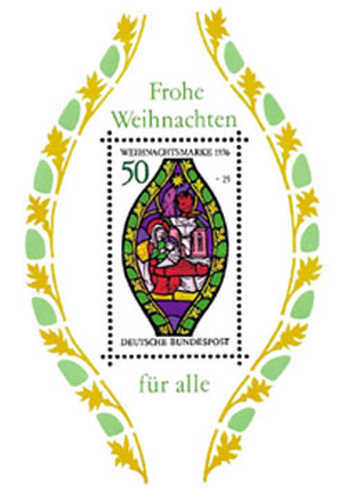 [Christmas Stamp, Typ ]