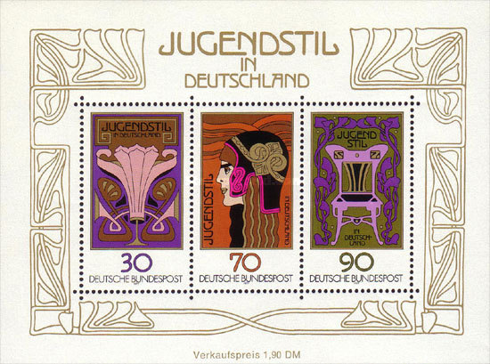 [Jugendstil in Germany, Typ ]