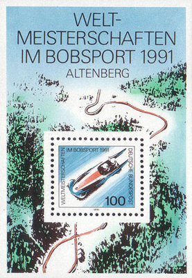 [World Bobsleigh Track Championship, Altenberg, type ]