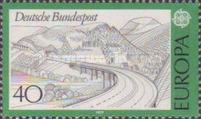 [EUROPA Stamps - Landscapes, Typ AAW]