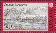 [EUROPA Stamps - Landscapes, type AAX]