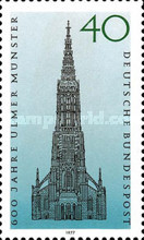 [The 600th Anniversary of the Cathedral in Ulm, Typ AAZ]