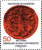 [The 500th Anniversary of the University in Tübingen, Typ ABI]