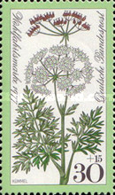 [Charity Stamps - Flowers, Typ ABL]