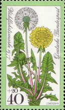 [Charity Stamps - Flowers, Typ ABM]