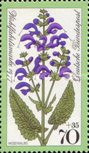[Charity Stamps - Flowers, Typ ABO]