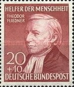 [Charity Stamps for Helpers of Humanity, type AC]