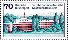 [The Interparliamentary Conference in Bonn, type ACM]