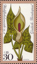 [Charity Stamps - Flowers, type ACS]