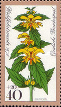 [Charity Stamps - Flowers, type ACT]