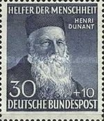 [Charity Stamps for Helpers of Humanity, type AD]
