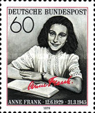 [The 50th Anniversary of the Birth of Anne Frank, type ADW]