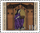 [The 900th Anniversary of the Death of Hildegard of Bingen, type AEB]