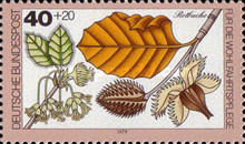 [Charity Stamps - Forest Fruits and Nuts, type AEH]