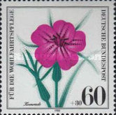 [Charity Stamps - Flowers & Plants, Typ AFS]