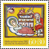 [Christmas Stamps, Typ AFX]