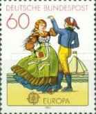 [EUROPA Stamps - Folklore, Typ AGO]