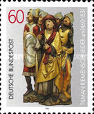 [The 450th Anniversary of the Death of Tilman Riemenschneider, Carver, Typ AGQ]