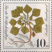 [Charity Stamps - Aquatic  Plants, Typ AGZ]