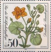 [Charity Stamps - Aquatic  Plants, Typ AHA]