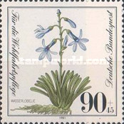 [Charity Stamps - Aquatic  Plants, Typ AHC]