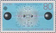 [EUROPA Stamps - Inventions, type AJP]