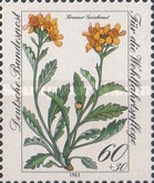 [Charity Stamps - Alpine Flowers, Typ AKC]