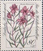 [Charity Stamps - Alpine Flowers, Typ AKD]