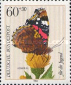 [Youth Hostel Charity - Insects & Flowers, Typ AKQ]