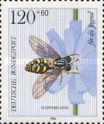[Youth Hostel Charity - Insects & Flowers, Typ AKS]