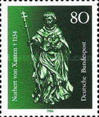 [The 850th Anniversary of the Death of Saint Norbert of Xanten, Typ AKY]