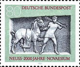 [The 2000th Anniversary of the Neuss, Typ ALE]