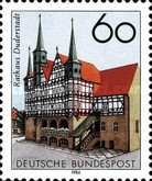 [The 750th Anniversary of the City Hall in Duderstadt, Typ ALI]