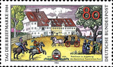 [The Day of Stamps, Typ ALP]