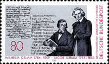 [The 200th Anniversary of the Birth of the Grimm Brothers, type ALW]